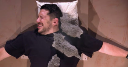 Man Who's Terrified Of Cats Gets Tied Down And Covered With Kitties…And It's TOO FUNNY!!