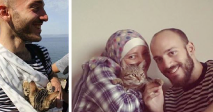 Officials Took Their Cat Away, But Then 3 Months Later They Received A Surprise Knock At The Door…