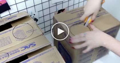 They Took Cardboard Boxes And Started Cutting, But When They Were Finished… It's AMAZING, Watch!